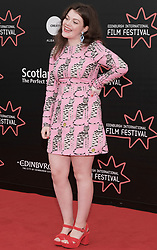 Edinburgh International Film Festival, Friday 30th June 2017<br /> <br /> ACCESS ALL AREAS (WORLD PREMIERE)<br /> <br />  Actor Georgia Henley<br /> <br /> (c) Alex Todd   Edinburgh Elite media