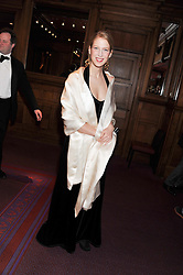 LADY GABRIELLA WINDSOR at Russian Ballet Icons held at The London Colissium, St.Martin's Lane, London on 10th March 2013.