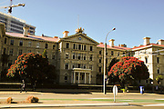 New Zealand, North Island, Wellington. Old Government building