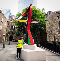 Sculpture in the City 15th June 2021