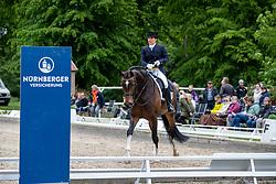 WALDSPERGER Sarah (GER), Royal Dream 25<br /> Redefin - Pferdefestival 2019<br /> NÜRNBERGER Burg Pokal<br /> Qualifikation zur Finalqualifikation<br /> St-Georg Special: 7-9-jährige Pferde<br /> 25. Mai 2019<br /> © www.sportfotos-lafrentz.de/Stefan Lafrentz
