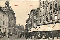 Zagreb : Ilica. <br /> <br /> Impresum[S. l. : s. n., 19--].<br /> Materijalni opis1 razglednica : tisak ; 9,5 x 14,5 cm.<br /> Vrstavizualna građa • razglednice<br /> ZbirkaZbirka razglednica • Grafička zbirka NSK<br /> Formatimage/jpeg<br /> PredmetZagreb –– Ilica<br /> SignaturaRZG-ILIC-12<br /> Obuhvat(vremenski)20. stoljeće<br /> PravaJavno dobro<br /> Identifikatori000946445<br /> NBN.HRNBN: urn:nbn:hr:238:813798 <br /> <br /> Izvor: Digitalne zbirke Nacionalne i sveučilišne knjižnice u Zagrebu