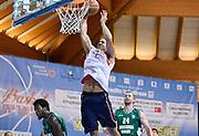 DESCRIZIONE : Bormio Lega A 2014-15 amichevole Acea Virtus Roma - Darussafaka Dogus<br /> GIOCATORE : Jordan Morgan<br /> CATEGORIA : schiacciata<br /> SQUADRA : Acea Virtus Roma<br /> EVENTO : Valtellina Basket Circuit 2014<br /> GARA : Acea Virtus Roma - Darussafaka Dogus<br /> DATA : 03/09/2014<br /> SPORT : Pallacanestro <br /> AUTORE : Agenzia Ciamillo-Castoria/R.Morgano<br /> Galleria : Lega Basket A 2014-2015  <br /> Fotonotizia : Bormio Lega A 2014-15 amichevole Acea Virtus Roma - Darussafaka Dogus<br /> Predefinita :