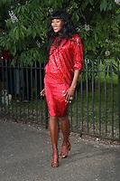 Naomi Campbell, The Serpentine Gallery - summer party, The Serpentine Gallery, London UK, 01 July 2014, Photo by Richard Goldschmidt