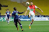 Yannick FERREIRA CARRASCO (MON) - Youssouf SABALY (EVI)