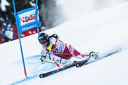 Franziska Gritsch (AUT) during Ladies' Giant Slalom at 57th Golden Fox event at Audi FIS Ski World Cup 2020/21, on January 17, 2021 in Podkoren, Kranjska Gora, Slovenia. Photo by Vid Ponikvar / Sportida