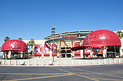 Home Plate Entrance at Angel Stadium