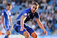 Dan Lugassy of Israel (4) during the UEFA European Under 17 Championship 2018 match between England and Israel at Proact Stadium, Whittington Moor, United Kingdom on 4 May 2018. Picture by Mick Haynes.