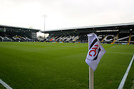 Craven Cottage during the Sky Bet Championship match between Fulham and Bristol City at Craven Cottage, London, England on 12 March 2016. Photo by Matthew Redman.