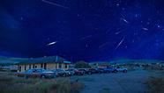 2019 Perseid Meteor Shower 10-11 Aug 19