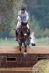 Laschet Hugo, (BEL), Ichark De Monfirak<br /> Cross country<br /> Mondial du Lion - Le Lion d'Angers 2015<br /> © Dirk Caremans<br /> 17/10/15