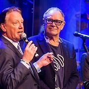 NLD/Amsterdam/20161120 - NPO Radio Ouvre Award 2016, jan Rietman en Rob de Nijs
