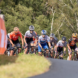 22-08-2020: Wielrennen: NK vrouwen: Drijber<br /> Riejanne Markus (Netherlands / CCC Liv), Amy Pieters Amy (Netherlands / Boels - Dolmans Cycling Team), Chantal van den Broek - Blaak (Netherlands / Boels - Dolmans Cycling Team)