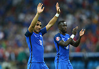 Dimitri Payet and Bacary Sagna France celebrating<br /> Marseille 15-06-2016 Stade Velodrome Footballl Euro2016 France - Albania  / Francia - Albania Group Stage Group A. Foto Matteo Ciambelli / Insidefoto