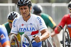 Rio The Last Leg Television Show Rehearsal At Paralympics Games 2016