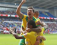Cardiff City v Norwich City 130914