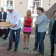 NLD/Amsterdam/20120326 - Photocall film American Pie : The Reunion, with Sean William Scott, Thomas Ian Nicholas, Tara Reid, Eddie Kaye, John Hurwitz and Hayden Schlossenberg