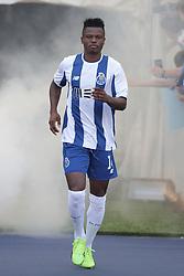 July 30, 2017 - Porto, Porto, Portugal - Porto's Nigerian defender Mikel during the pre-season friendly between FC Porto and Deportivo da Corunha, at Dragao Stadium on July 30, 2017 in Porto, Portugal. (Credit Image: © Dpi/NurPhoto via ZUMA Press)