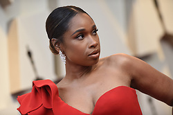 Jennifer Hudson walking the red carpet as arriving to the 91st Academy Awards (Oscars) held at the Dolby Theatre in Hollywood, Los Angeles, CA, USA, February 24, 2019. Photo by Lionel Hahn/ABACAPRESS.COM
