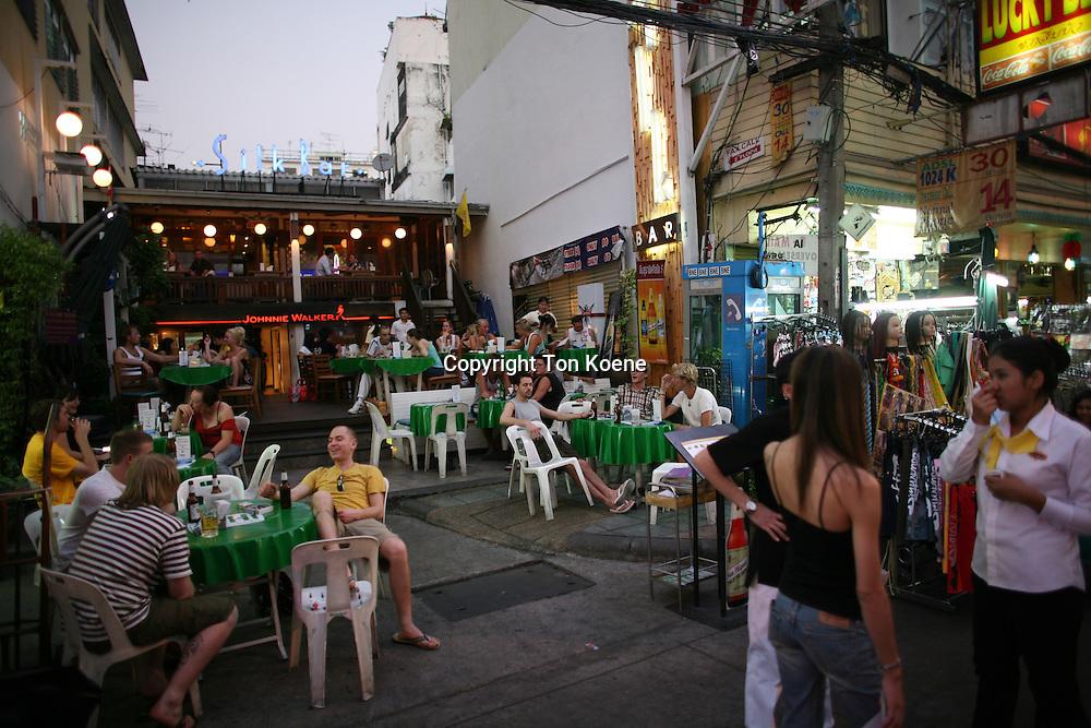 tourism in bangkok, Thailand