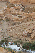 The Holy Lavra of Saint Sabbas, known in Syriac as Mar Saba is a Greek Orthodox monastery overlooking the Kidron Valley at a point halfway between the Old City of Jerusalem and the Dead Sea, within the Bethlehem Governorate of the West Bank. The monks of Mar Saba and those of subsidiary houses are known as Sabaites.