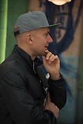 MARC QUINN, Opening of Frieze Masters, Regents Park, London 12 October 2015