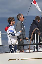 Peelport Clydeport Largs Regatta Week 2013 <br /> <br /> Luke Patience aboard Class 1, GBR7745R, Eala of Rhu, Swan 45, Jamie McGarry, CCC/RNCYC<br /> Largs Sailing Club, Largs Yacht Haven, Scottish Sailing Institute