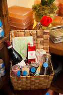 An example of a gift basket available from The Meadow, a salt shop in the North Mississippi neighborhood of Portland, Oregon