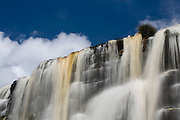 Sao Goncalo do Rio Preto_MG, Brasil...Circuito Estrada Real, na foto cachoeira das Sempre-Vivas no Parque Estadual do Rio Preto...The circuit Estrada Real (Real Road), in this photo the Sempre-Vivas waterfall at Rio Preto State Park...Foto: LEO DRUMOND /  NITRO