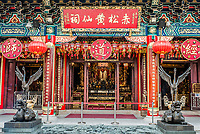 Sik Sik Yuen Wong Tai Sin Temple Kowloon in Hong Kong
