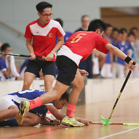 2016 National A Division Floorball Championships