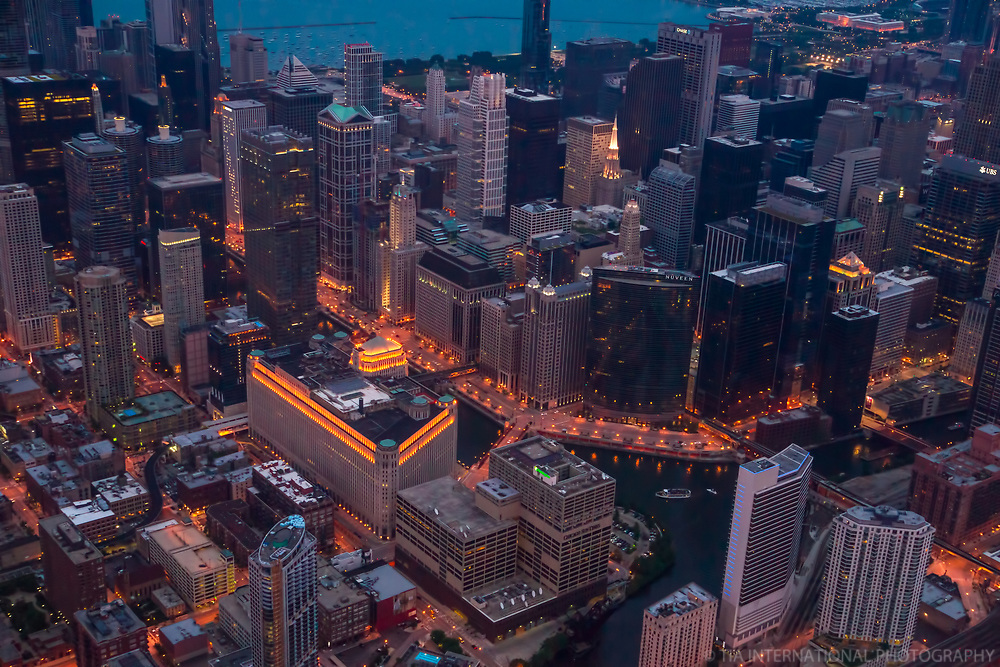 Core of Chicago Loop
