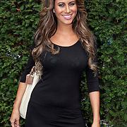 NLD/Amsterdam/20110825 - Uitreiking Jackie's Best Dressed List 2011, Melissa Sneekes