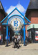 Britten Shopping Centre, town centre, Lowestoft, Suffolk, England, UK