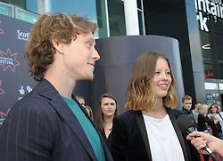 Edinburgh International Film Festival, Thursday, 21st June 2018<br /> <br /> THE SECRET OF MARROWBONE (UK PREMIERE)<br /> <br /> Pictured: George MacKay and Mia Goth <br /> <br /> (c) Aimee Todd   Edinburgh Elite media