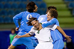 Marko Suler of Slovenia  at the last 2010 FIFA World Cup South Africa Qualifying match in Group 3 between San Marino and Slovenia, on October 14, 2009, in Olimpico Stadium, Serravalle, San Marino. Slovenia won 3:0. (Photo by Vid Ponikvar / Sportida)