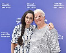 Book Festival, Edinburgh, 12 August 2019