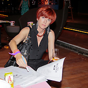 NLD/Den Haag/20110731 - Premiere musical Alice in Wonderland met K3, Chazia Mourali