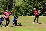 21-07-2018 Pictures of the final day of the Zwitserleven Dutch Junior Open at the Toxandria Golf Club in The Netherlands.21-07-2018 Pictures of the final day of the Zwitserleven Dutch Junior Open at the Toxandria Golf Club in The Netherlands.  BUNNABODEE, Kan (TH) and BOON-IN, Napabnach (TH)