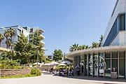 Rio Hondo College Student Union Building and Rio Cafe