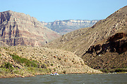 Rafting along the Colorado River, Grand Canyon National Park, Arizona Raft Adventures