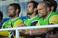 Julien Bonnaire - 17.05.2015 - Clermont / Toulon - 25eme journee de Top 14<br />Photo : Jean Paul Thomas / Icon Sport