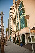 New Sandy Beach Resort along the beach in Myrtle Beach, SC.