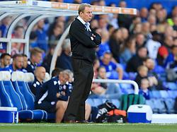 Birmingham City manager Harry Redknapp - Mandatory by-line: Paul Roberts/JMP - 15/08/2017 - FOOTBALL - St Andrew's Stadium - Birmingham, England - Birmingham City v Bolton Wanderers - Sky Bet Championship