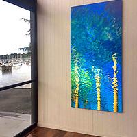 Fine Art photography, decoración, pigment ink giclée print. Casa Singer - Lamstein, San Francisco, California, USA