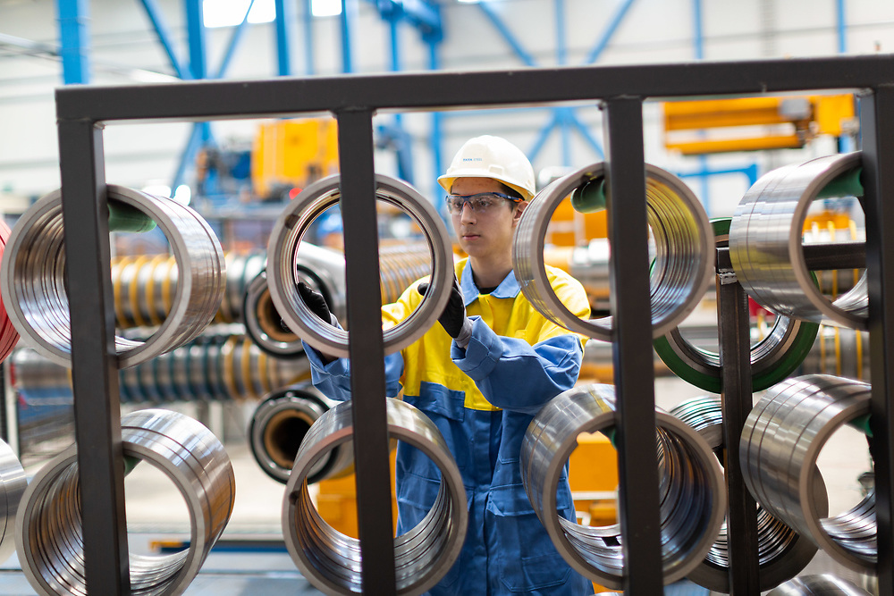 June 2018 TATA Steel - Gelshenkirchen Distribution Centre