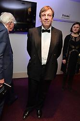 JOHN WHITTINGDALE MP at the Ave Maya Ballet gala in memory of Maya Plisetskava held at the English National Opera, St.Martin's Lane, London on 6th March 2016.