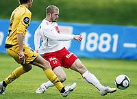 Fotball, 8. mars 2010 , Privatkamp , La Manga<br /> Bodø/Glimt - Fredrikstad 0-2<br /> <br /> Mattias Anderson , FFK
