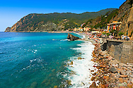 Pictures of Monterosso al Mare, Cinque Terre National Park, Liguria, Italy .<br /> <br /> Visit our ITALY HISTORIC PLACES PHOTO COLLECTION for more   photos of Italy to download or buy as prints https://funkystock.photoshelter.com/gallery-collection/2b-Pictures-Images-of-Italy-Photos-of-Italian-Historic-Landmark-Sites/C0000qxA2zGFjd_k