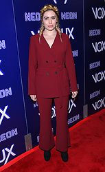 December 5, 2018 - Hollywood, California, U.S. - Sophie Simmons arrives for the premiere of the film 'Vox Lux' at the Arclight theater. (Credit Image: © Lisa O'Connor/ZUMA Wire)